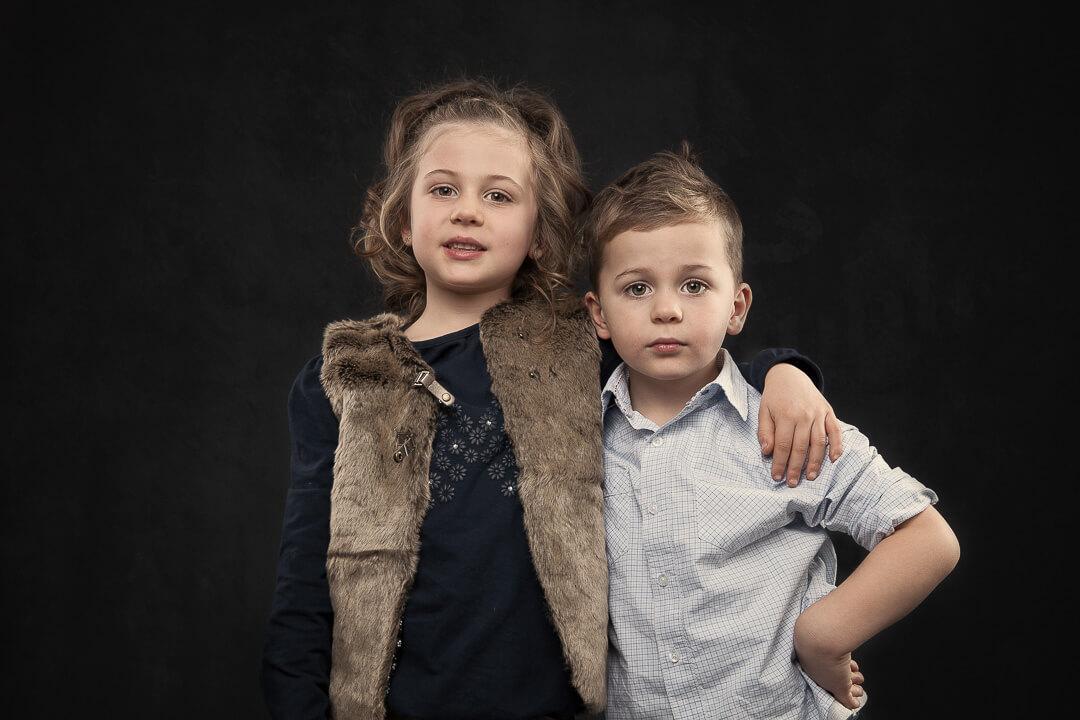 Kinder im Fotostudio sind immer schön