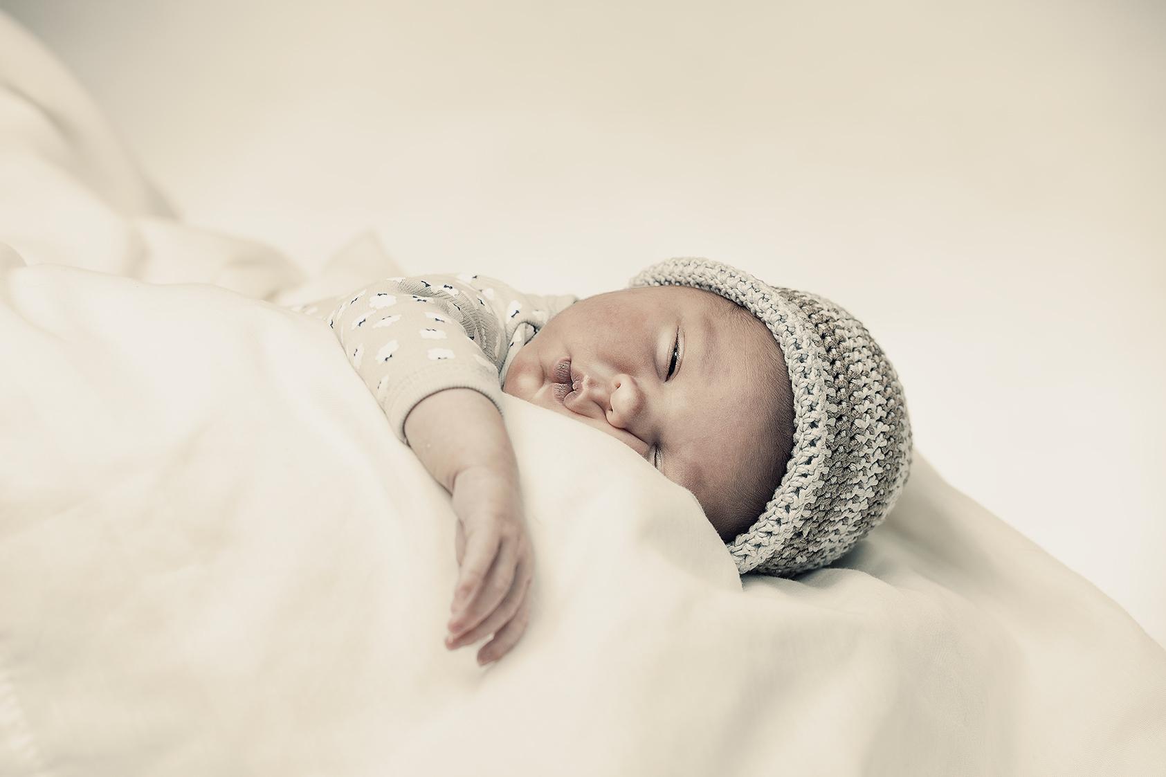 Newborn-Fotografie in Duisburg