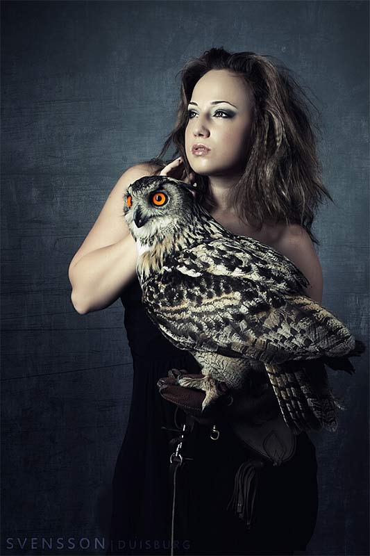 Beauty-Fotoshooting mit Bildbearbeitung