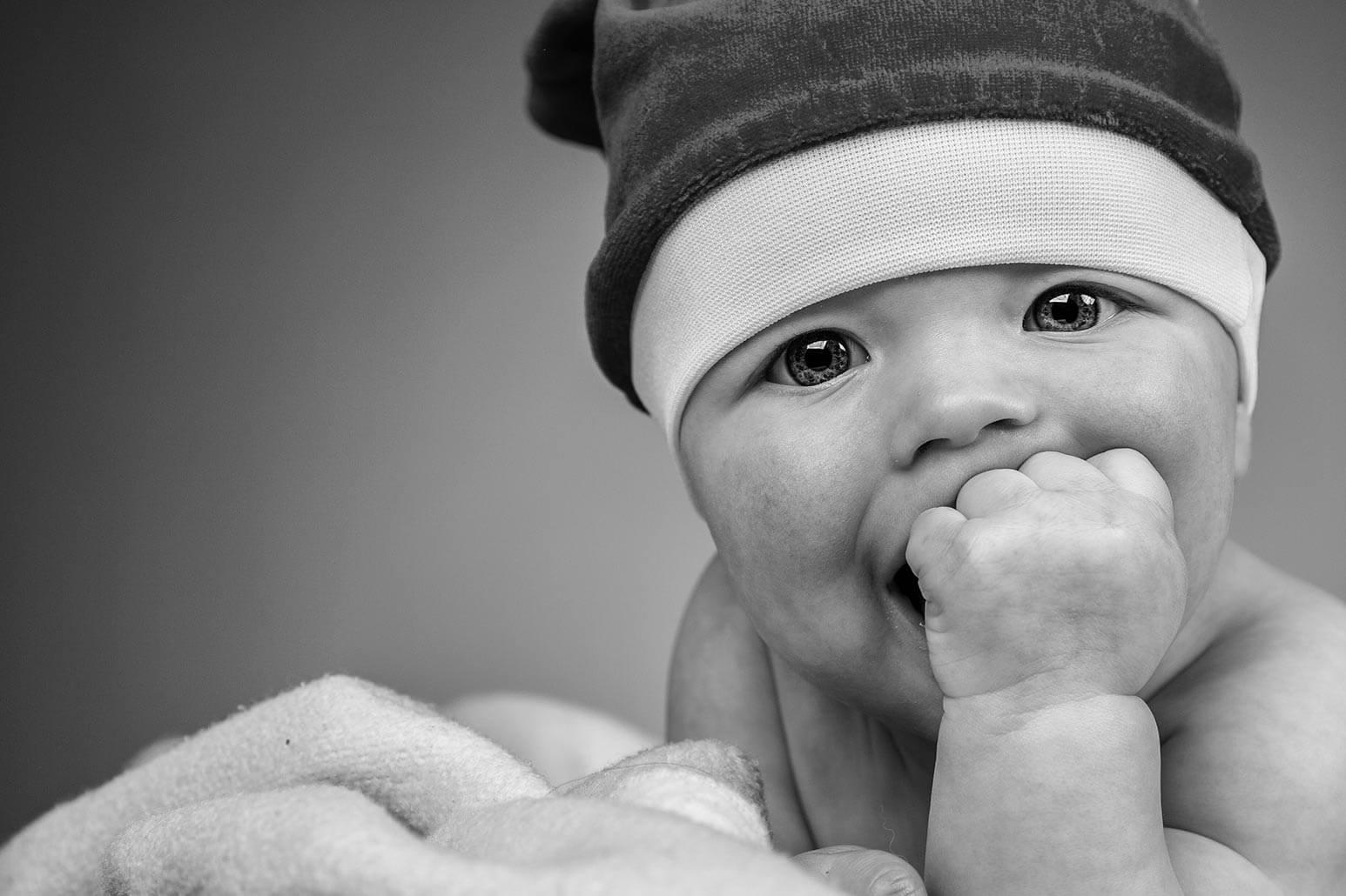 Fotoshooting für Kinderfotos
