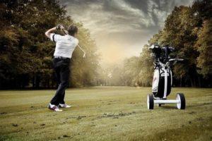 Fotos von Golfspielern