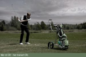 Golftraining in Duisburg