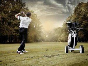 Golfturnier in Duisburg