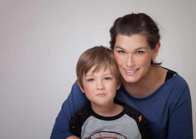 Mama mit Sohnemann