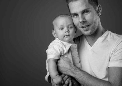 Papa und der kleine Mann