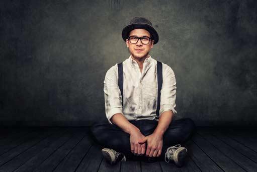 Portraitfotograf für Männer