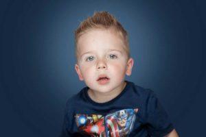 Bildbearbeitung abgeschlossen Kinderfotos
