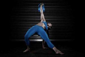 Werbefoto für Frauen Fitness Studio