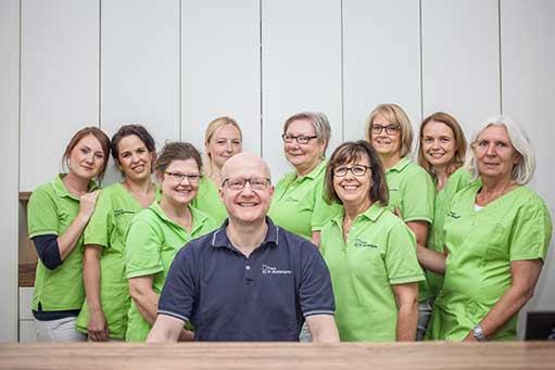 Team Zahnarztpraxis Duisburg