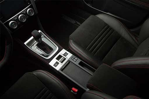 Katalogfoto Subaru Deutschland
