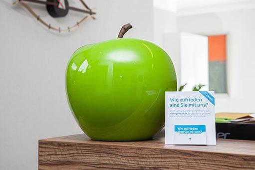 Businessfoto Empfang Zahnarztpraxis