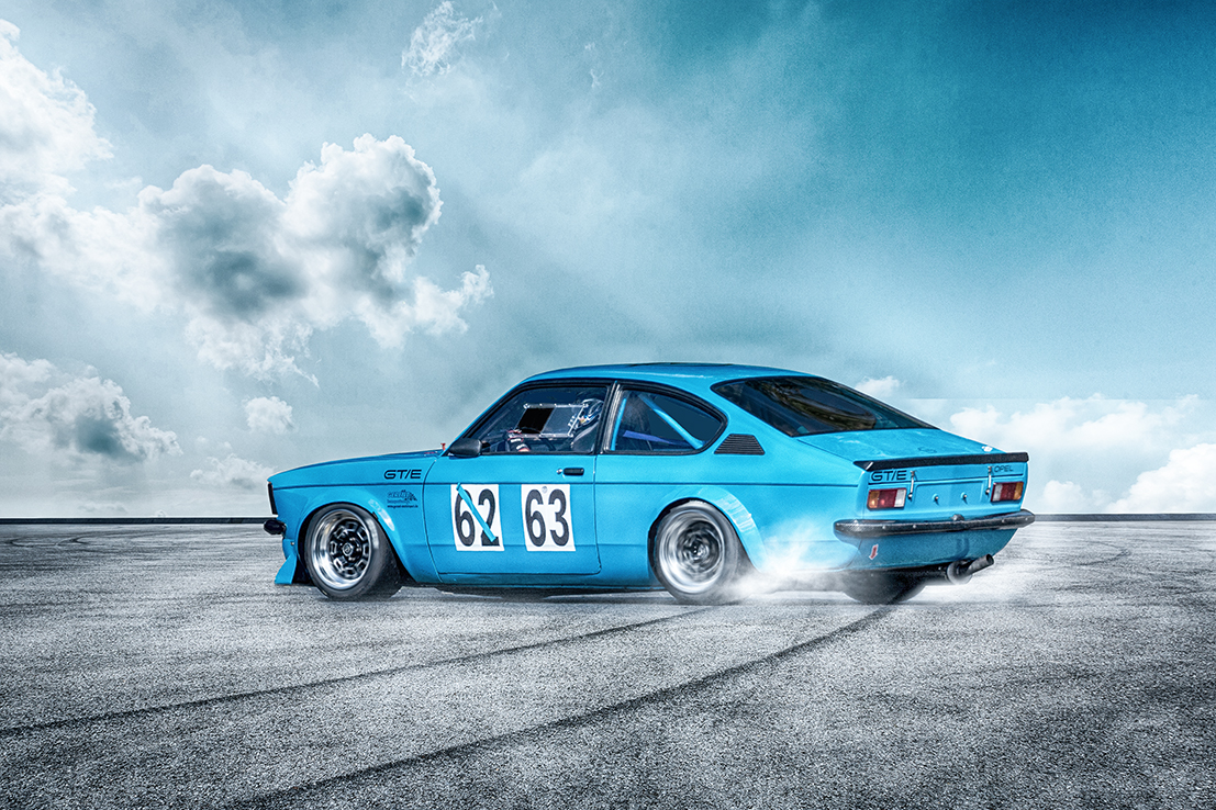 Opel C Coupe